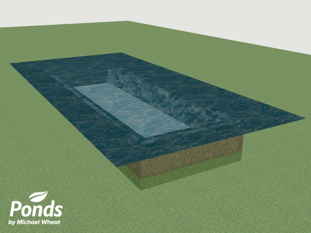 Swimpond Project - Suffolk - 3D Render