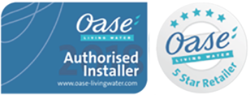 Oase Living Water Authorised Installer
